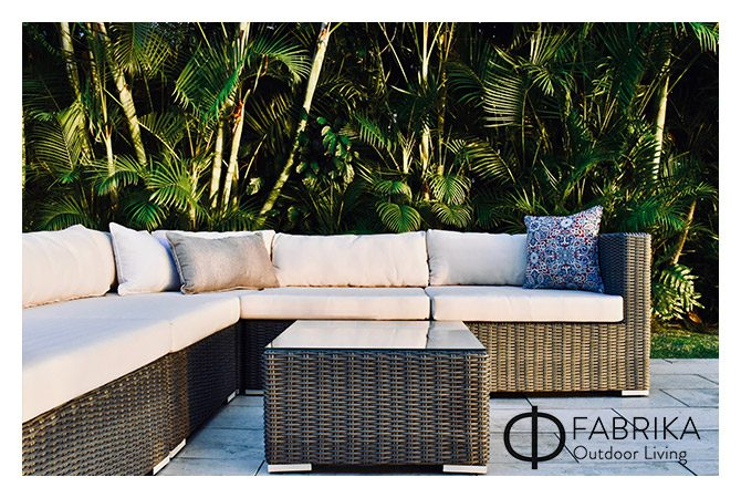 lanai outdoor furniture with cushions